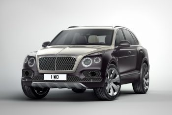 Bentley Bentayga Mulliner 1