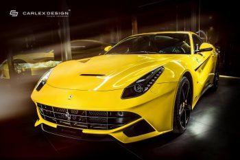 Carlex Design Ferrari F12berlinetta 1
