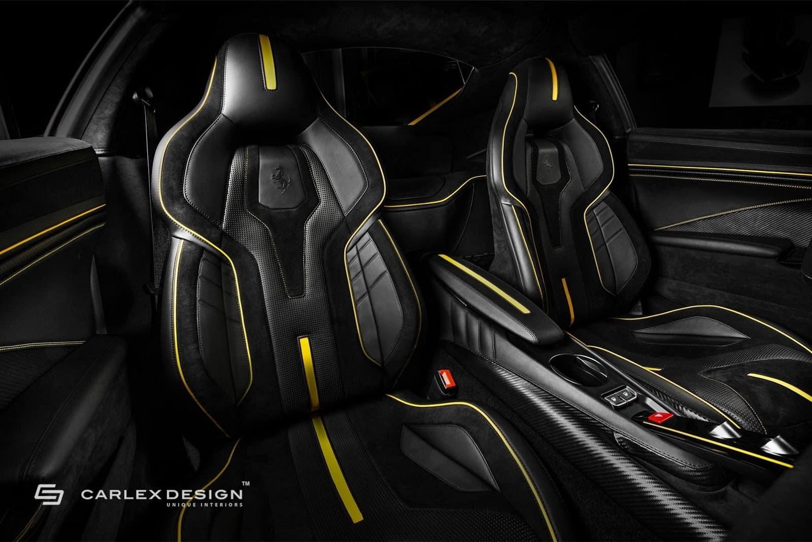 Carlex Design Ferrari F12berlinetta
