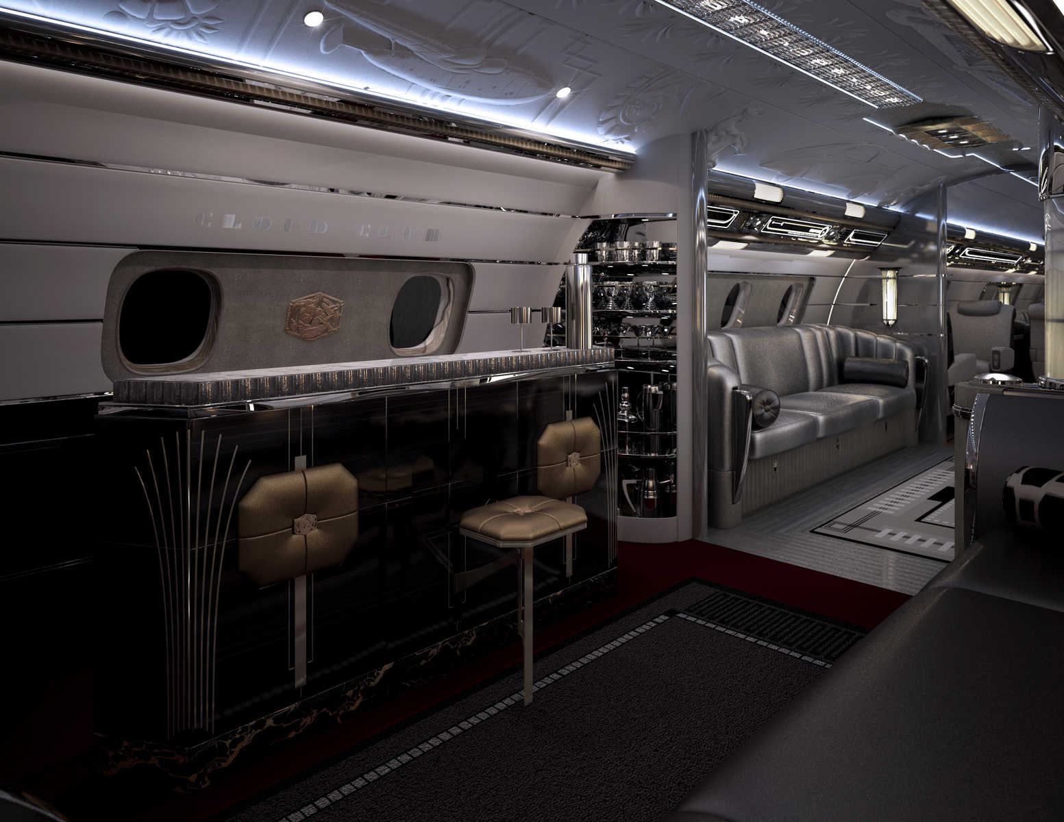 Embraer Lineage 1000E Hollywood