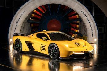 Fittipaldi EF7 Vision Gran Turismo Concept By Pininfarina 1