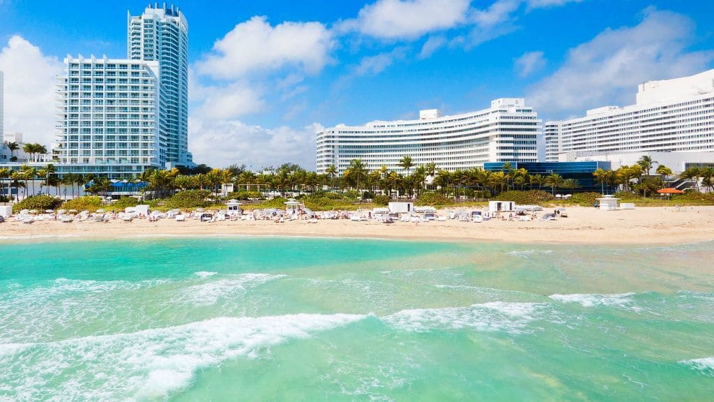 Take A Break From It All At Fontainebleau Miami Beach