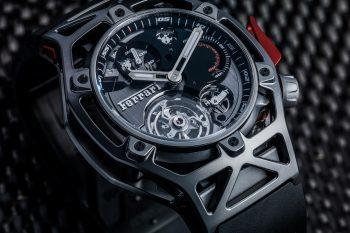 Hublot Techframe Ferrari Tourbillon Chronograph 1