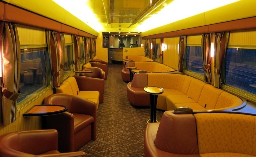 Indian Pacific Interior