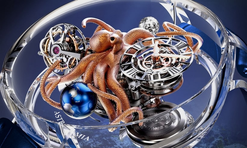 Jacob & Co. Astronomia Octopus