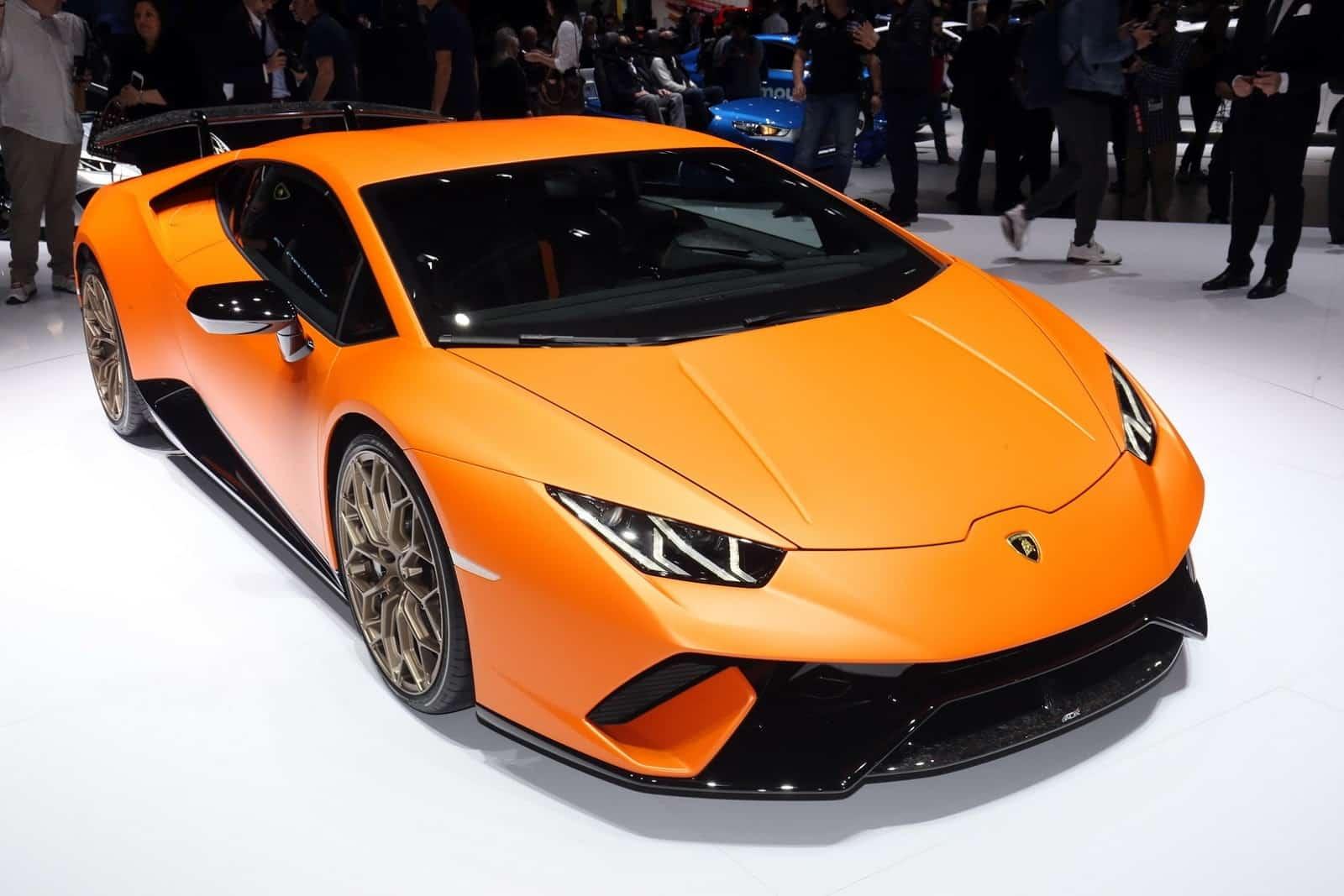 Lamborghini Most Expensive Car Price
