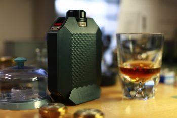 Macallan x Urwerk Flask 1