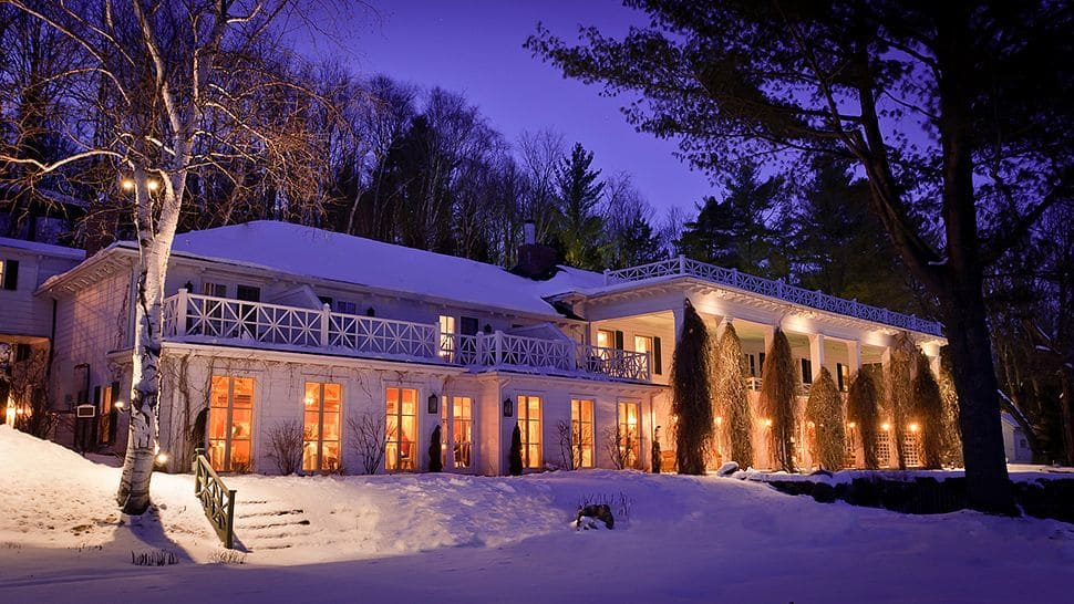 Manoir Hovey Could Be Your Dream Hideaway In Canada