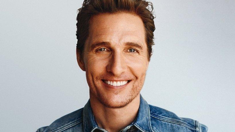 Matthew McConaughey life