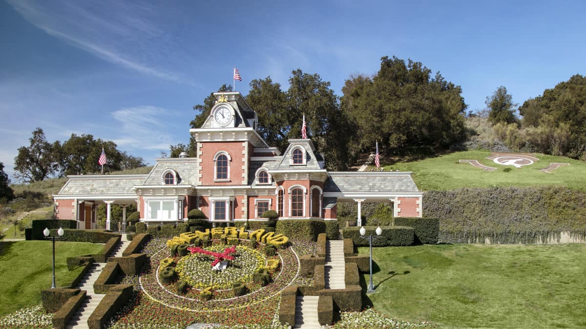 Michael Jackson S Magical Neverland Is On The Market For 67m