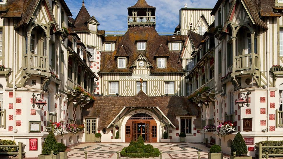 Best Town For Food Normandy