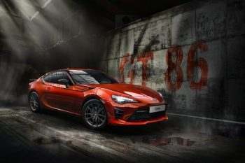 Official Toyota GT86 Tiger 1