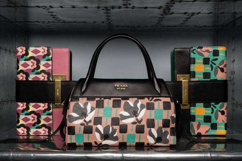 b39a0562b4a6 Prada's Ribbon Bags Predict A Wonderful Spring