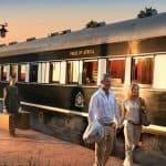 Pride of Africa train