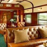 Pride of Africa train interior