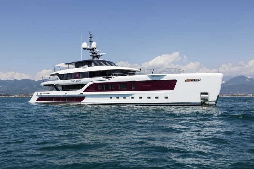 Quinta Essentia Is 55 Meters Of Sailing Awesomeness