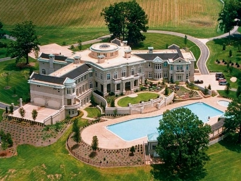 Rick Ross house