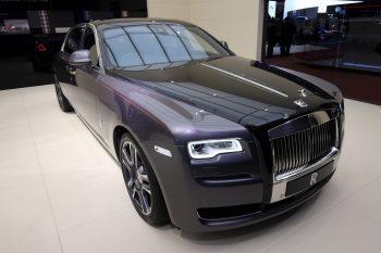Rolls-Royce Ghost Elegance 1