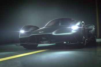 The new Aston Martin Valkyrie 1