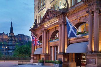 Waldorf Astoria Edinburgh – The Caledonian 1