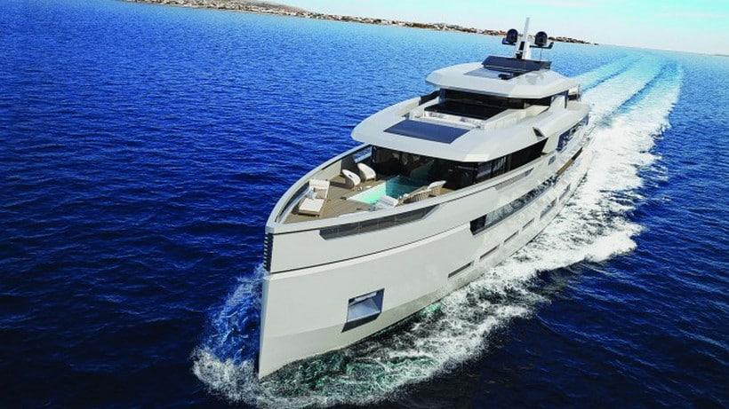 AOUDA yacht