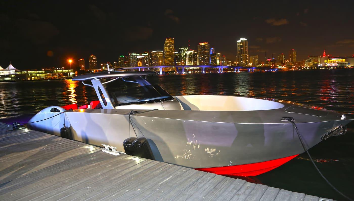 SV Yachts Alpha