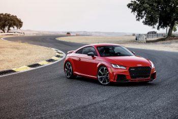 2018 Audi TT RS 1