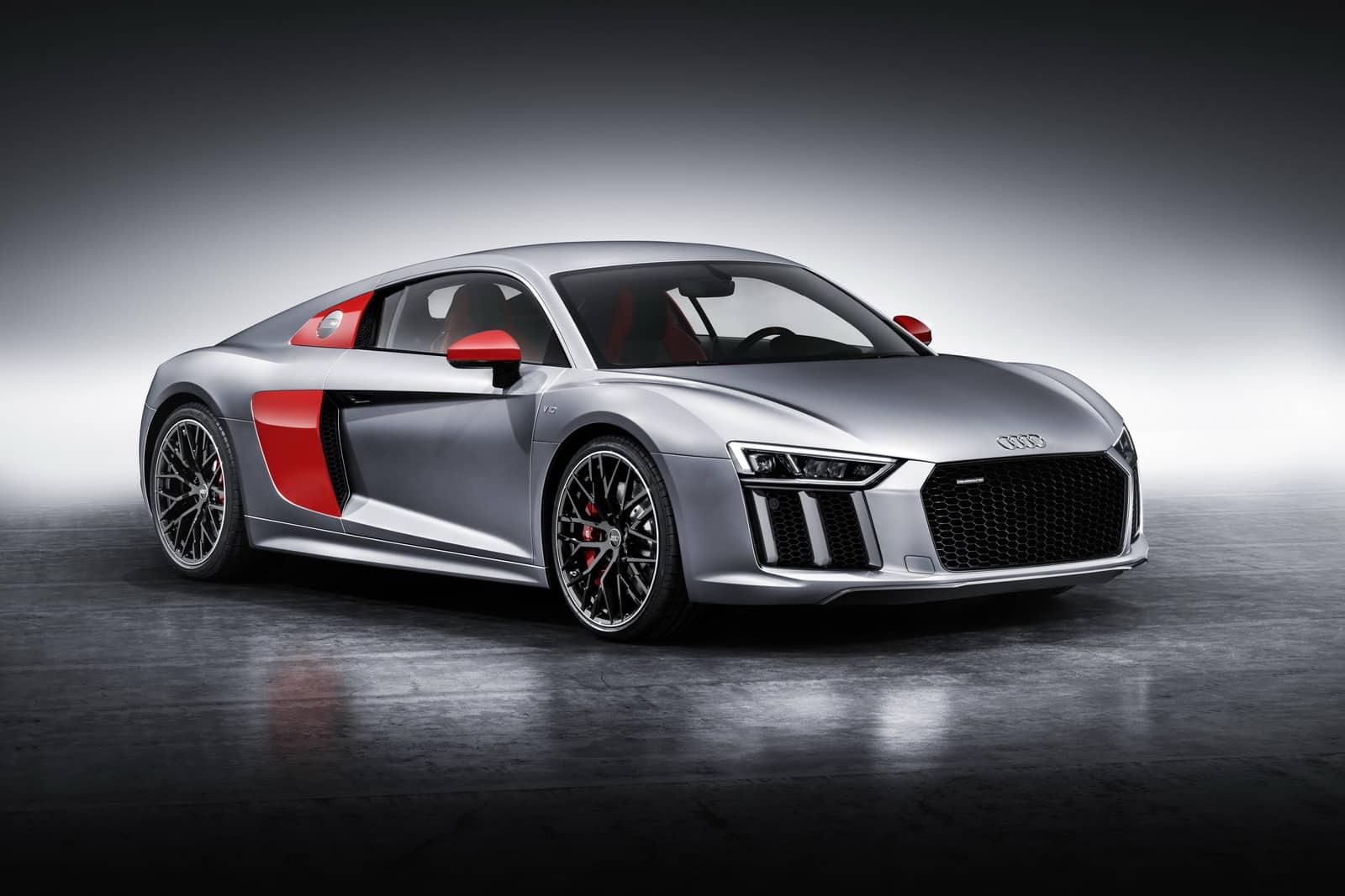 2018 Audi R8 Audi Sport