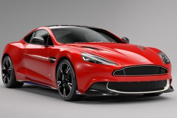 Aston Martin Vanquish S Red Arrows Edition 3