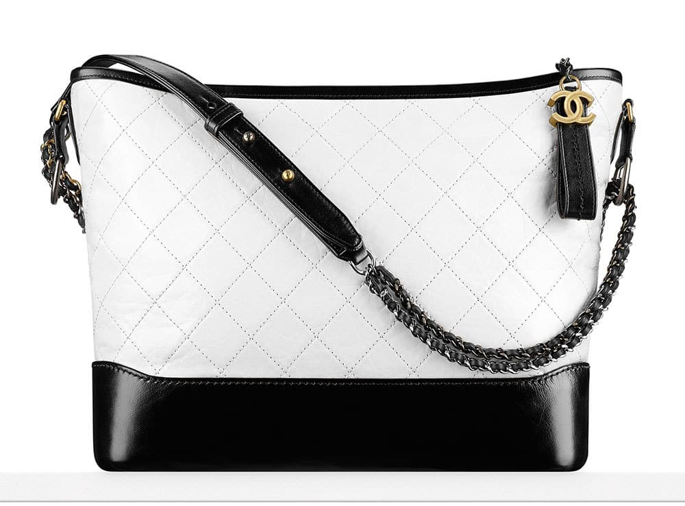 Focus Your Attention On The New Chanel Gabrielle Bag