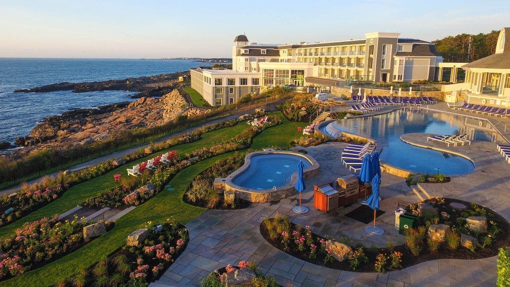 Cliff House Maine Is Simply Perfect For An Endless Vacation on new england coffee
