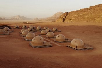 Desert Dome Camp 1