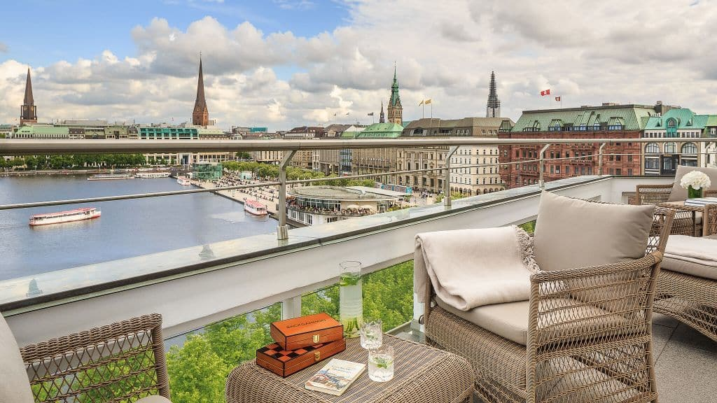 Hotel Fairmont Hamburg