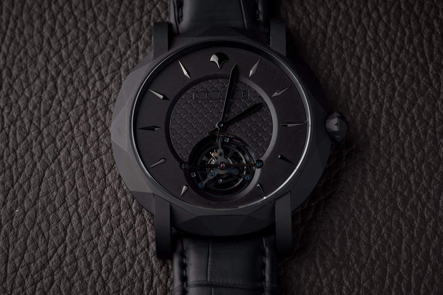 Graff Eclipse Tourbillon