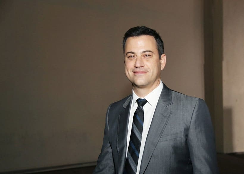 Jimmy Kimmel young