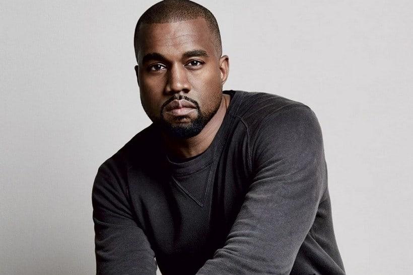 Kanye West early life