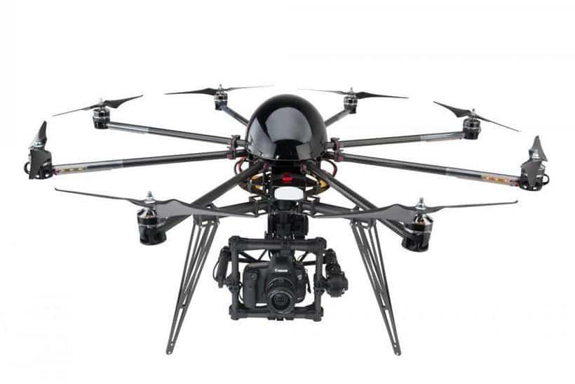 MULTIROTOR Eagle V2 + FREEFLY MoVI M5