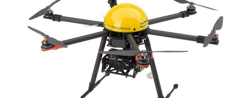 MULTIROTOR G4 Surveying Robot