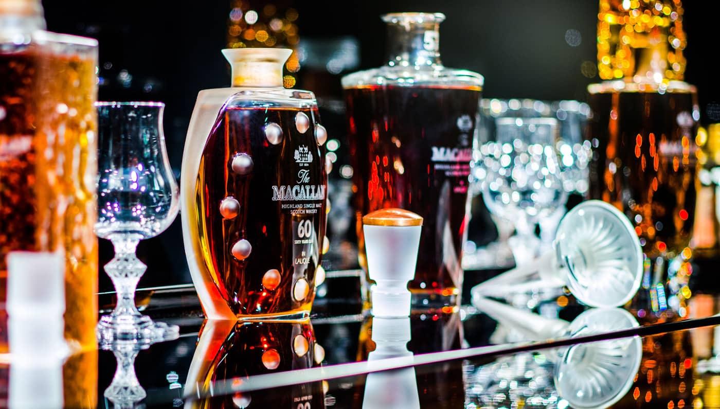 The Macallan Whiskies