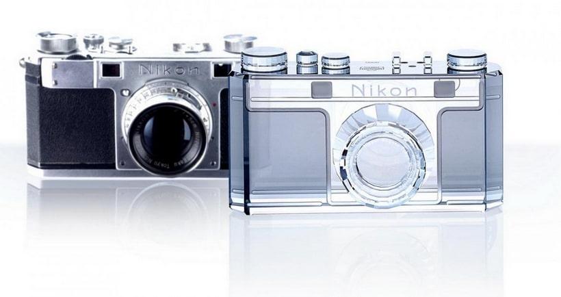 Nikon Model I swarovski