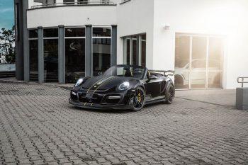 TechArt Porsche 911 Turbo GTstreet R 1 1