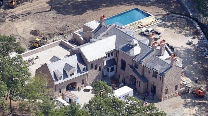 Tom Brady brookline house