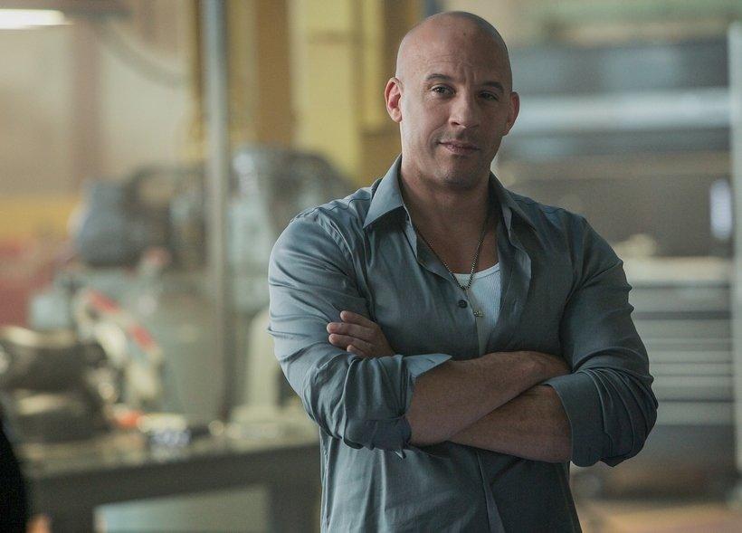 Vin Diesel life