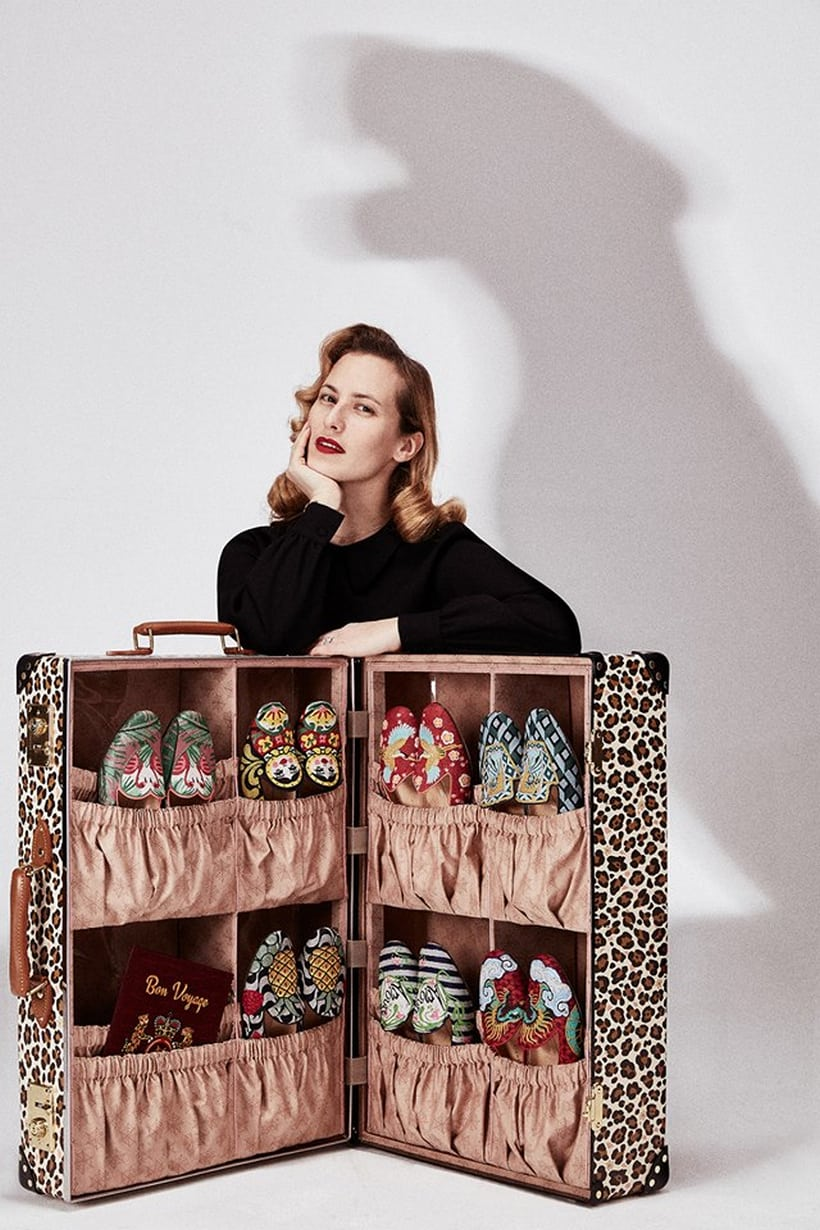 Charlotte Olympia Wish You Were Here