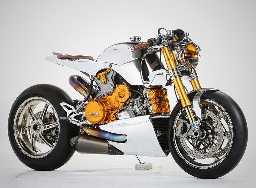 Ducati 1199 Polished Panigale