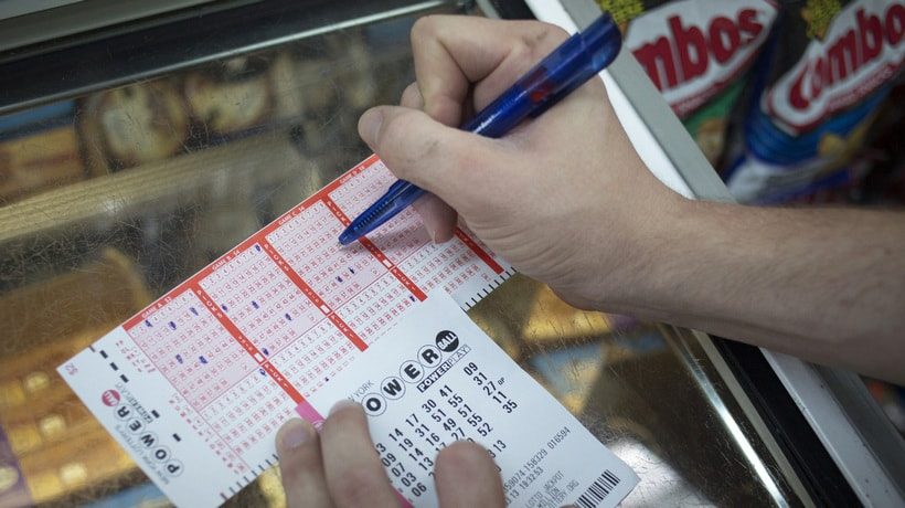 $448.4 million Powerball