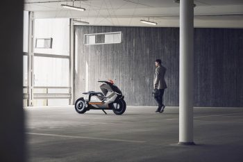 BMW Concept Link Scooter 2
