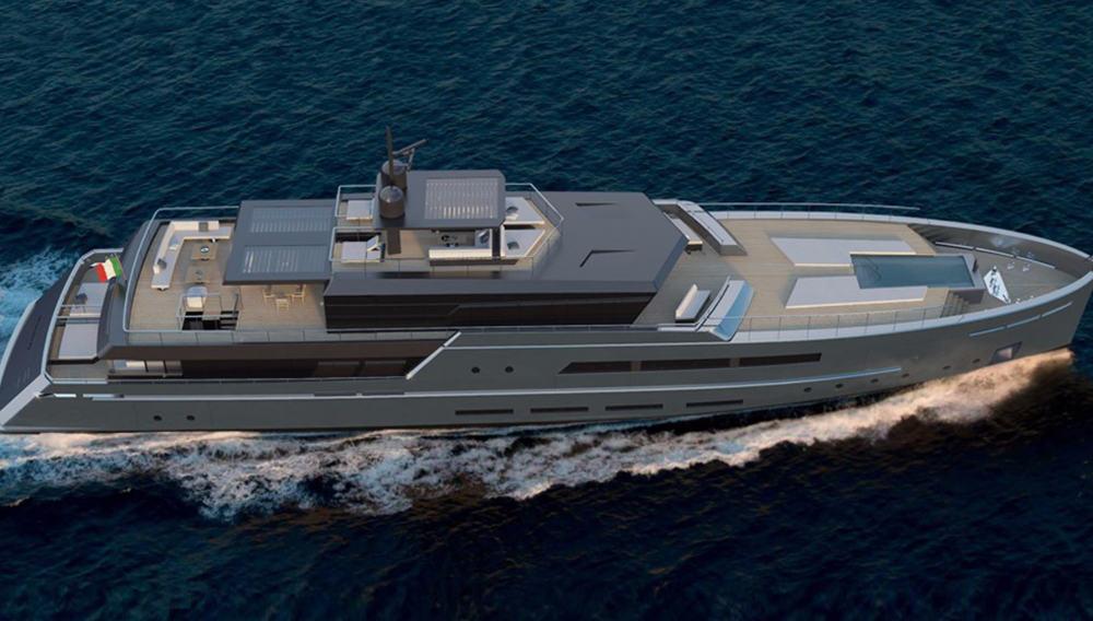 Baglietto superyacht 3
