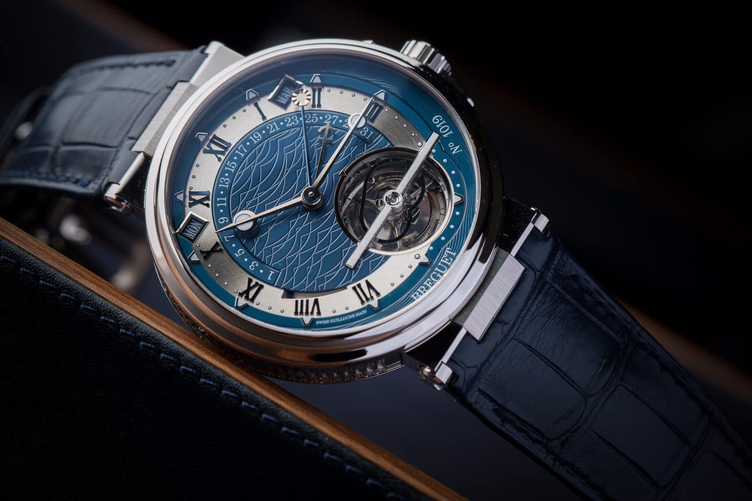 Breguet Marine Equation Marchante 5887