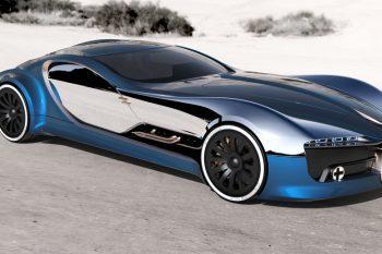 Bugatti Atlantic 1